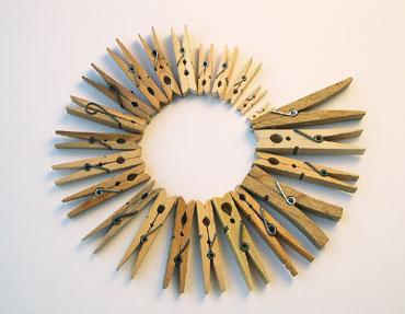 clothespin-circle